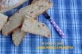 Pane porro e pancetta
