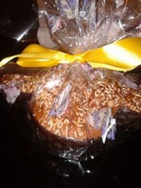 Colomba di Pasqua al cioccolato