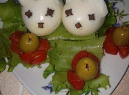 Coniglietti di uova