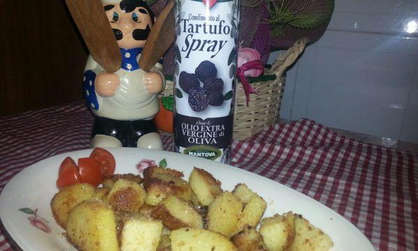 Patate aromatizzate al tartufo