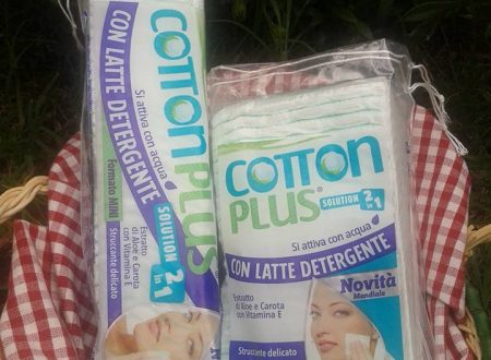 Cotton Pluss Salviettine struccanti