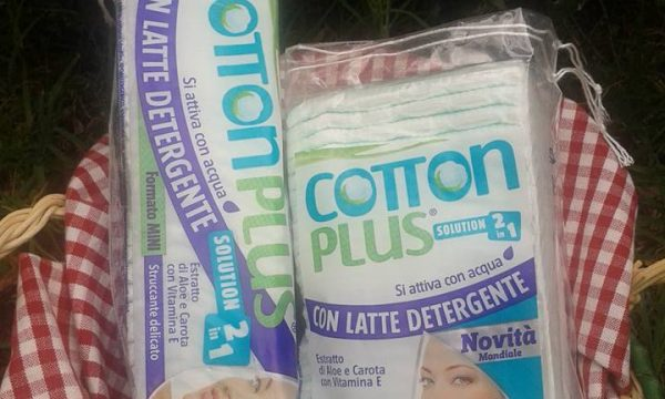 Cotton Plus Salviettine struccanti