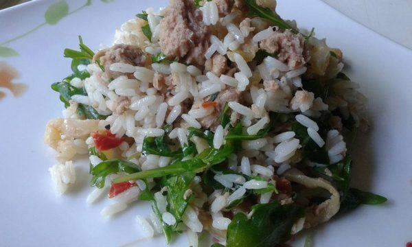 Insalata di riso….e melanzane