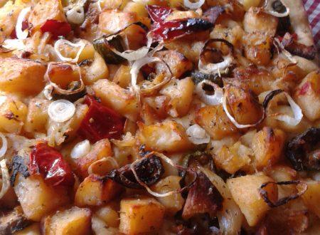 Pizza dell'orto