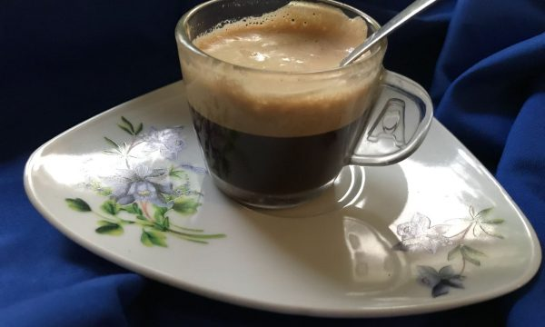 Caffè cremoso… come al bar