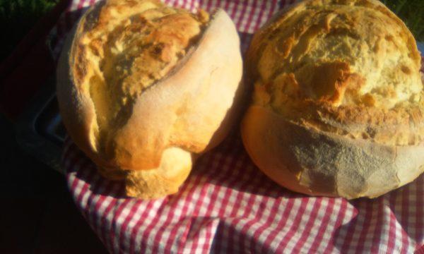 Pane sciapo con semola rimacinata