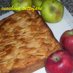 Torta di mele renette di Nonna Giuliana