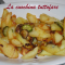 Patate e zucchine in padella finte fritte
