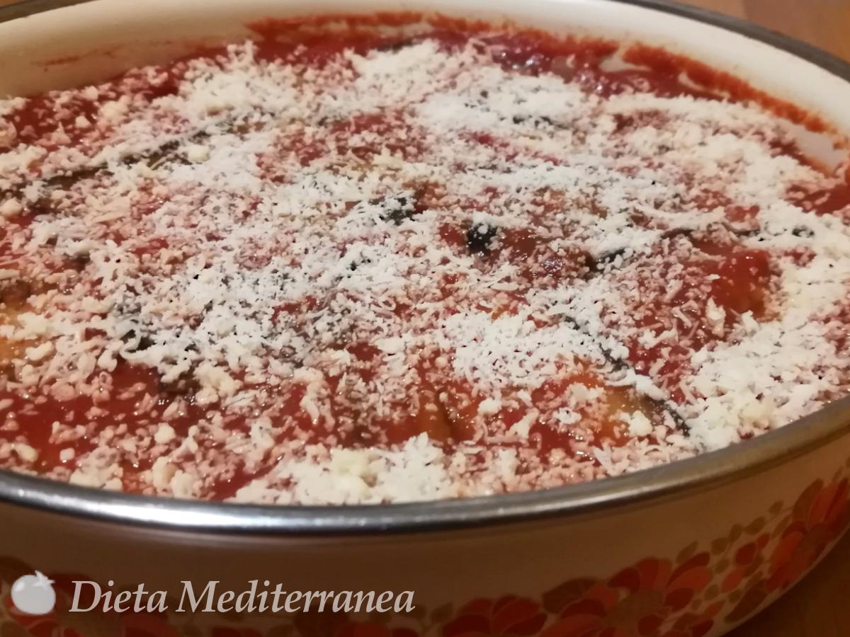 Parmigiana di Melanzane by Dieta Mediterranea