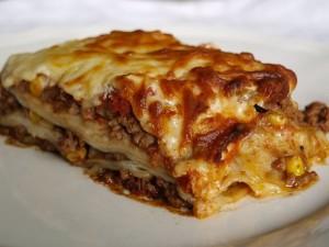 Lasagne alla bolognese - La Dieta Mediterranea