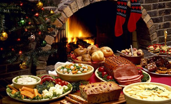 Menu del Pranzo di Natale
