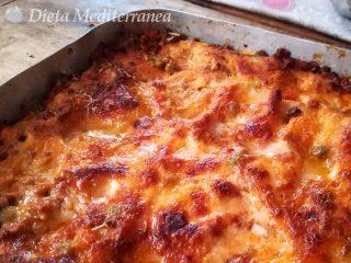 Ricetta Lasagne al forno by Dieta Mediterranea
