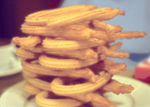 Churros Spagnole