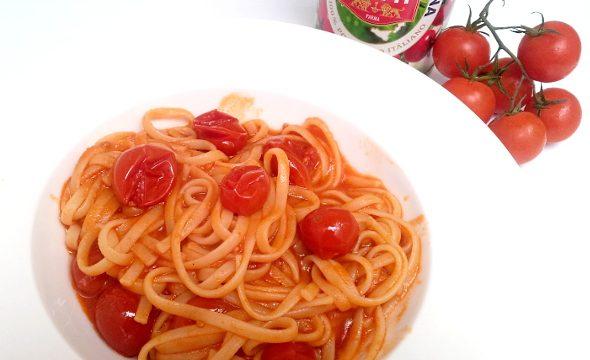 Pasta con i pomodorini