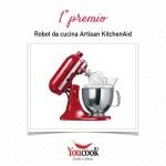 Robot da cucina Artisan KitchenAid