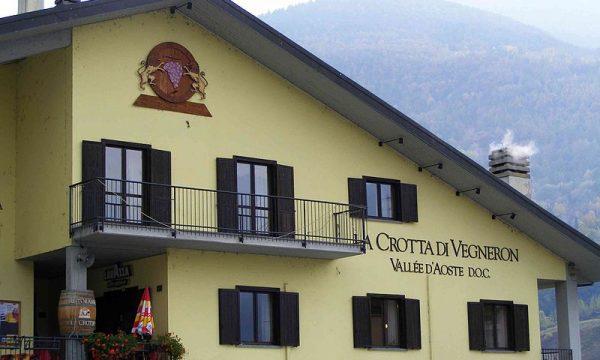 Vino Valle d'Aosta (Vallée d'Aoste)