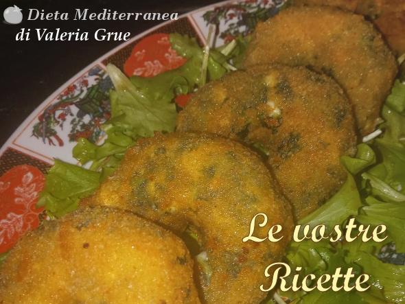 Ciambelle o Girole agli Spinaci - Foto Fan di Valeria Grue by Dieta Mediterranea