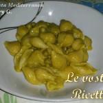 Conchigliette con crema di piselli - Foto Fan di Mery G. by Dieta Mediterranea