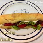 Panino cunzato (imbottito) - Foto Fan di Amos Titone by Dieta Mediterranea