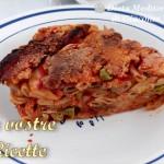 Pasta al forno - Foto Fan di Giacomo Titone by Dieta Mediterranea