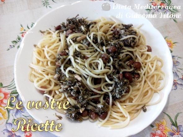 Pasta con le sarde - Foto Fan di Giacomo Titone by Dieta Mediterranea