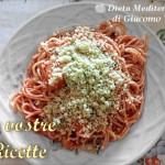 Pasta con sugo e patate, aglio e pangrattato - Foto Fan di Giacomo Titone by Dieta Mediterranea
