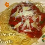 Pasta alla Carrettiera - Foto Fan di Claudio M. by Dieta Mediterranea