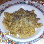 Pasta con crema di funghi - Foto Fan di Jerry S. by Dieta Mediterranea