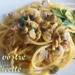 Spaghetti con le vongole - Foto Fan di Claudio M. by Dieta Mediterranea