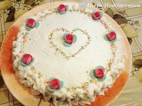 Torta Per La Festa Della Mamma Dieta Mediterranea