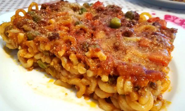 Anelletti al forno (Palermitani)