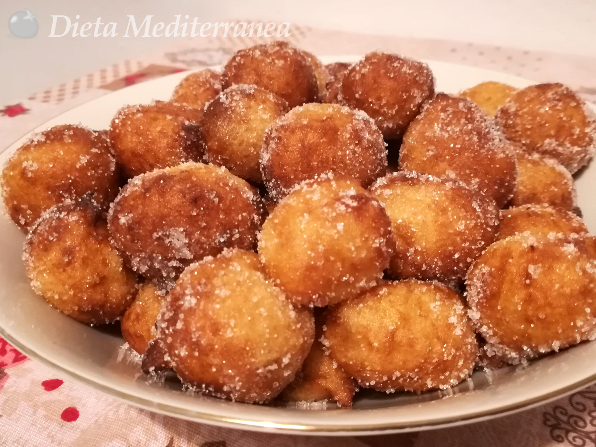Ricetta Sfinci Marsalesi by Dieta Mediterranea