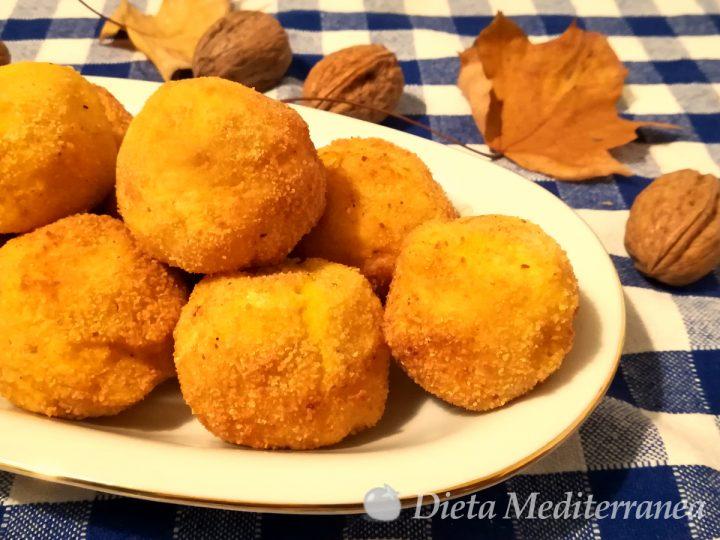 Ricetta Polpette di zucca by Dieta Mediterranea
