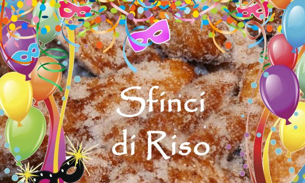 Sfinci di Riso (Messinesi)