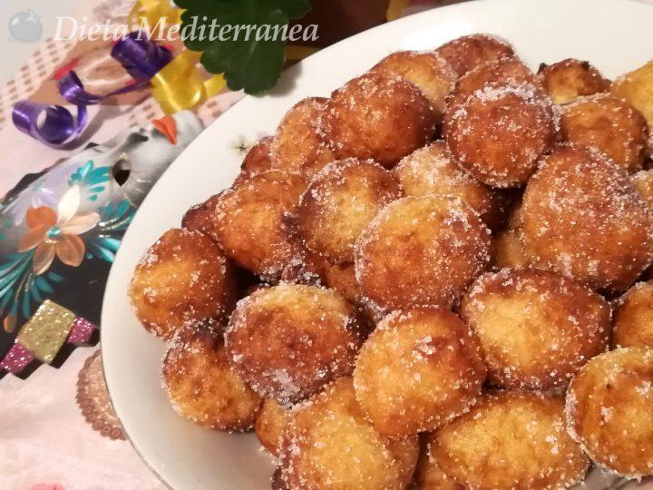 Ricetta Frittelle by Dieta Mediterranea