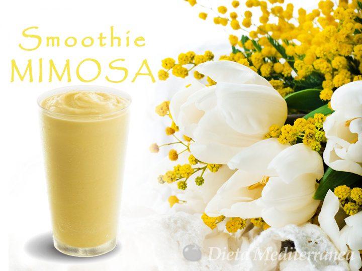 Smoothie Mimosa by Dieta Mediterranea