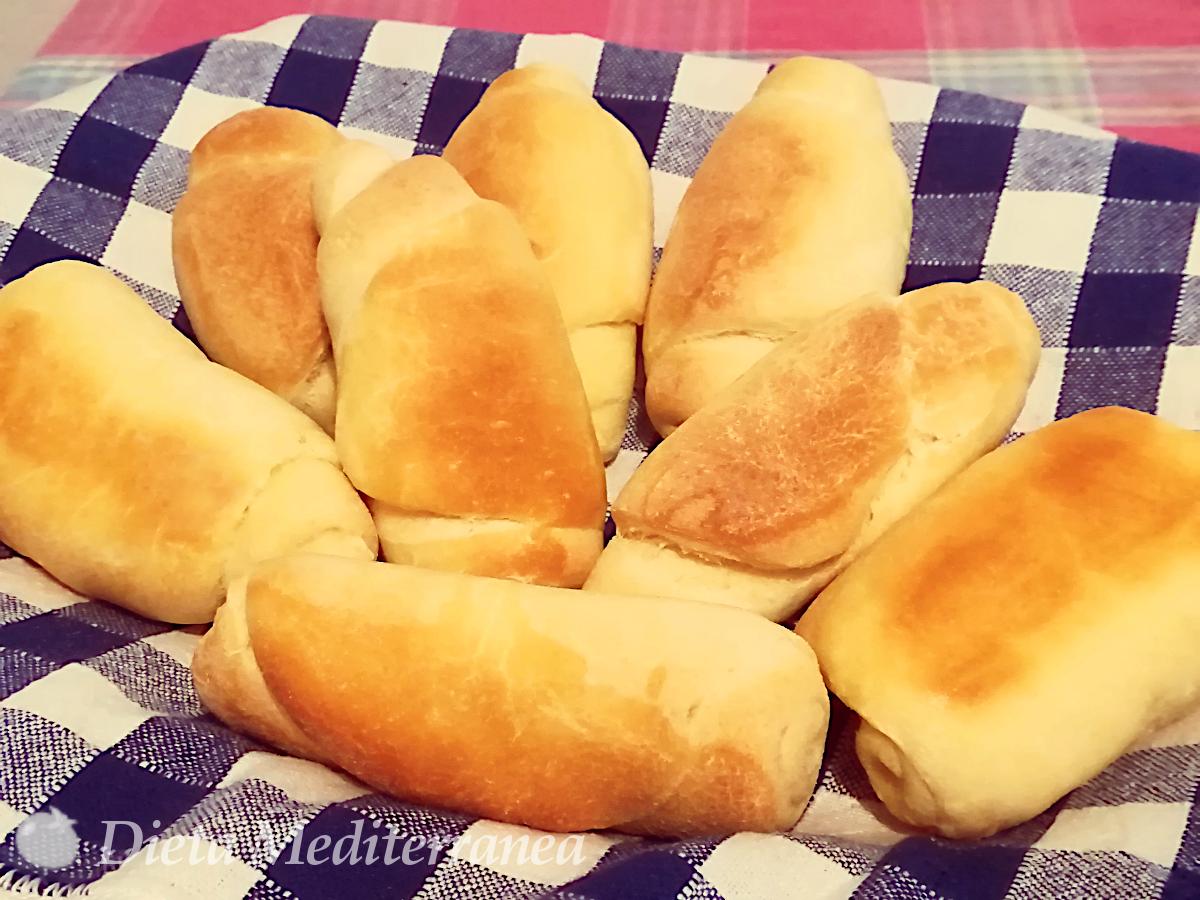 Bocconcini di Pane fatto in casa by Dieta Mediterranea