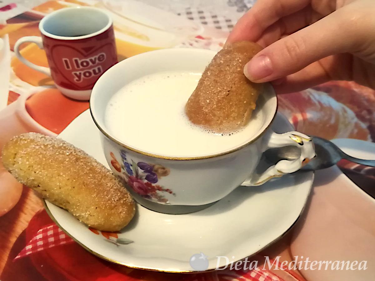 Ricetta Biscotti Inzuppotti by Dieta Mediterranea