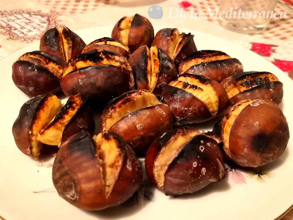 Castagne by Dieta Mediterranea