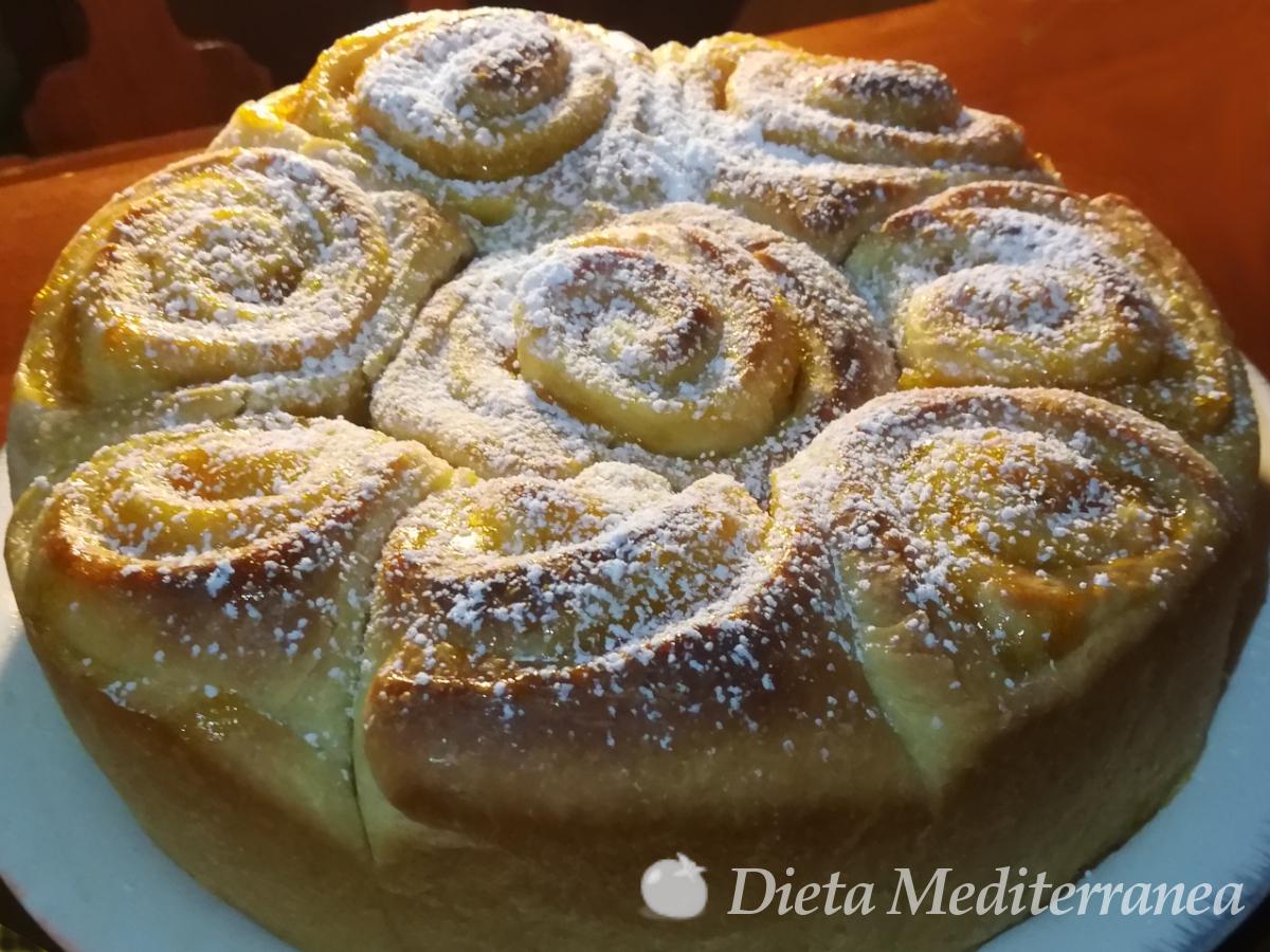 Torta delle Rose by Dieta Mediterranea