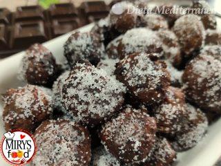Frittelle al Cacao by MIRYS food di Dieta Mediterranea