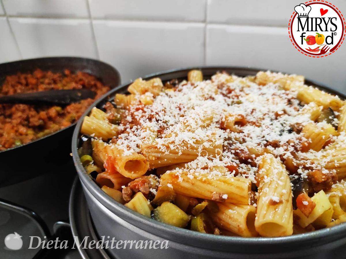 Pasta al Forno by MIRYS food di Dieta Mediterranea