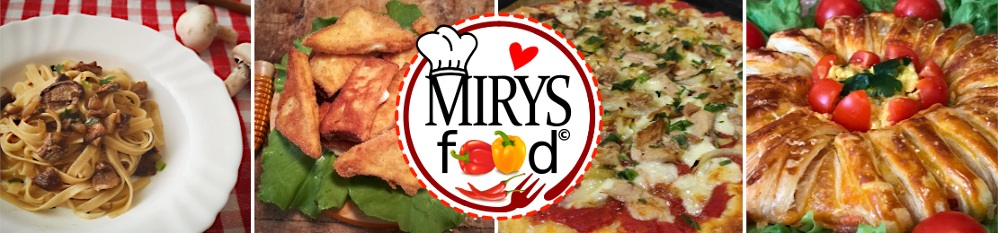 MIRYS food di Miriam Scalici - Ricette di cucina della Dieta Mediterranea e non solo