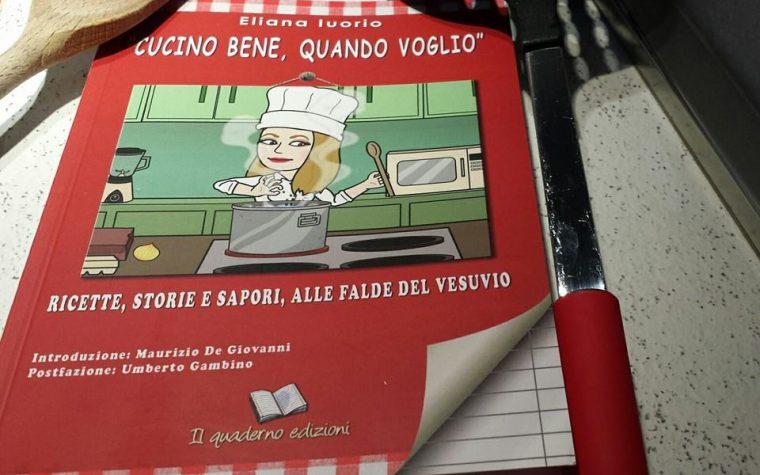 """""""Cucino bene, quando voglio"""": presentazioni e librerie ove acquistarlo"""