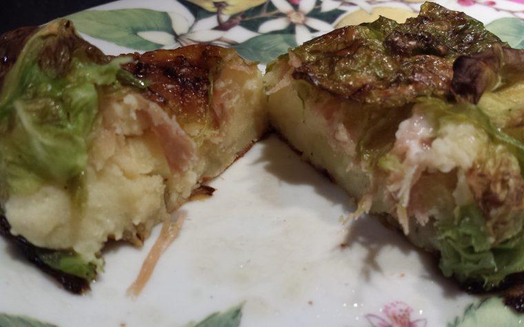 Le ricette della Lady: fagottini di verza