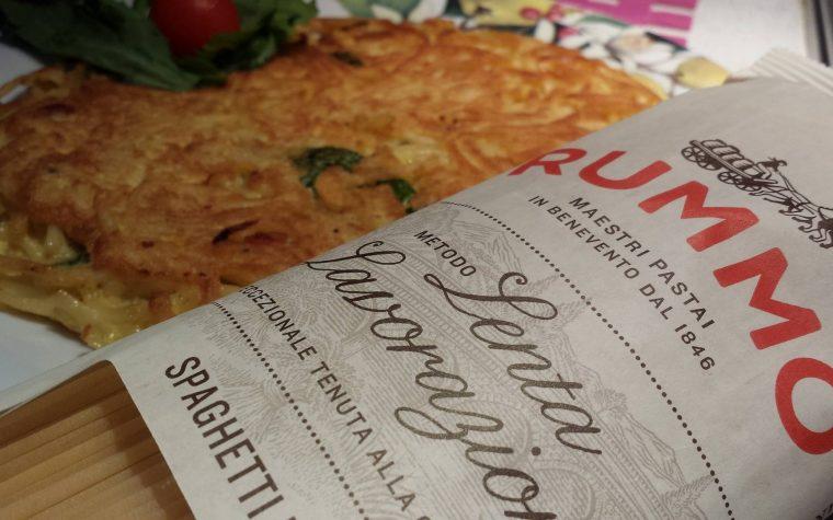 Le ricette della Lady: frittata di pasta Rummo