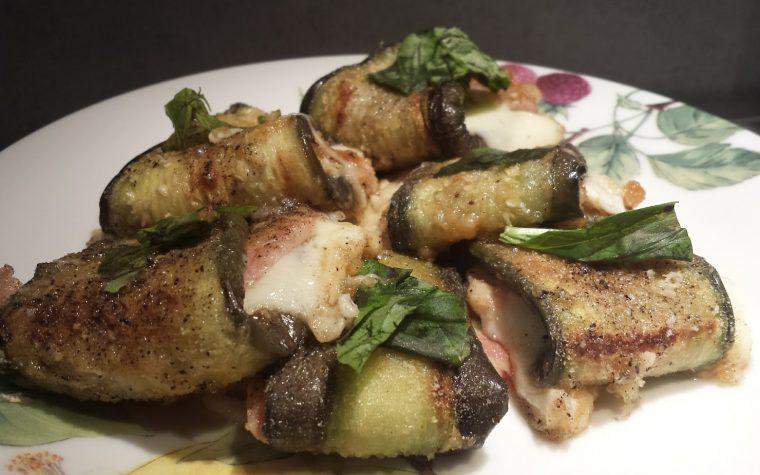 Le ricette della Lady: fagottini di melanzane