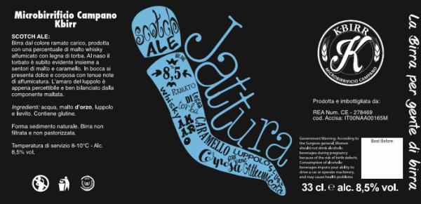 """Arte e scaramanzia per dare il benvenuto a """"Jattura"""" di KBirr, la birra che parla napoletano"""