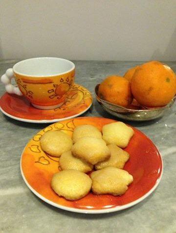 Le dolcezze gluten free di Michela: fagottini dolci di sfoglia ripieni e biscotti glassati al mandarino
