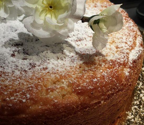 Le ricette della Lady: torta allo yogurt